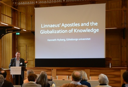 Thunbergssymposium i Uppsala