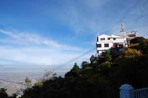 Santuario Cerro de Monserrate, Bogota
