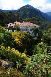 Cerro de Monserrate, Bogota