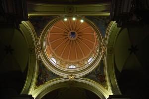 Katedralens kupol, Bogota