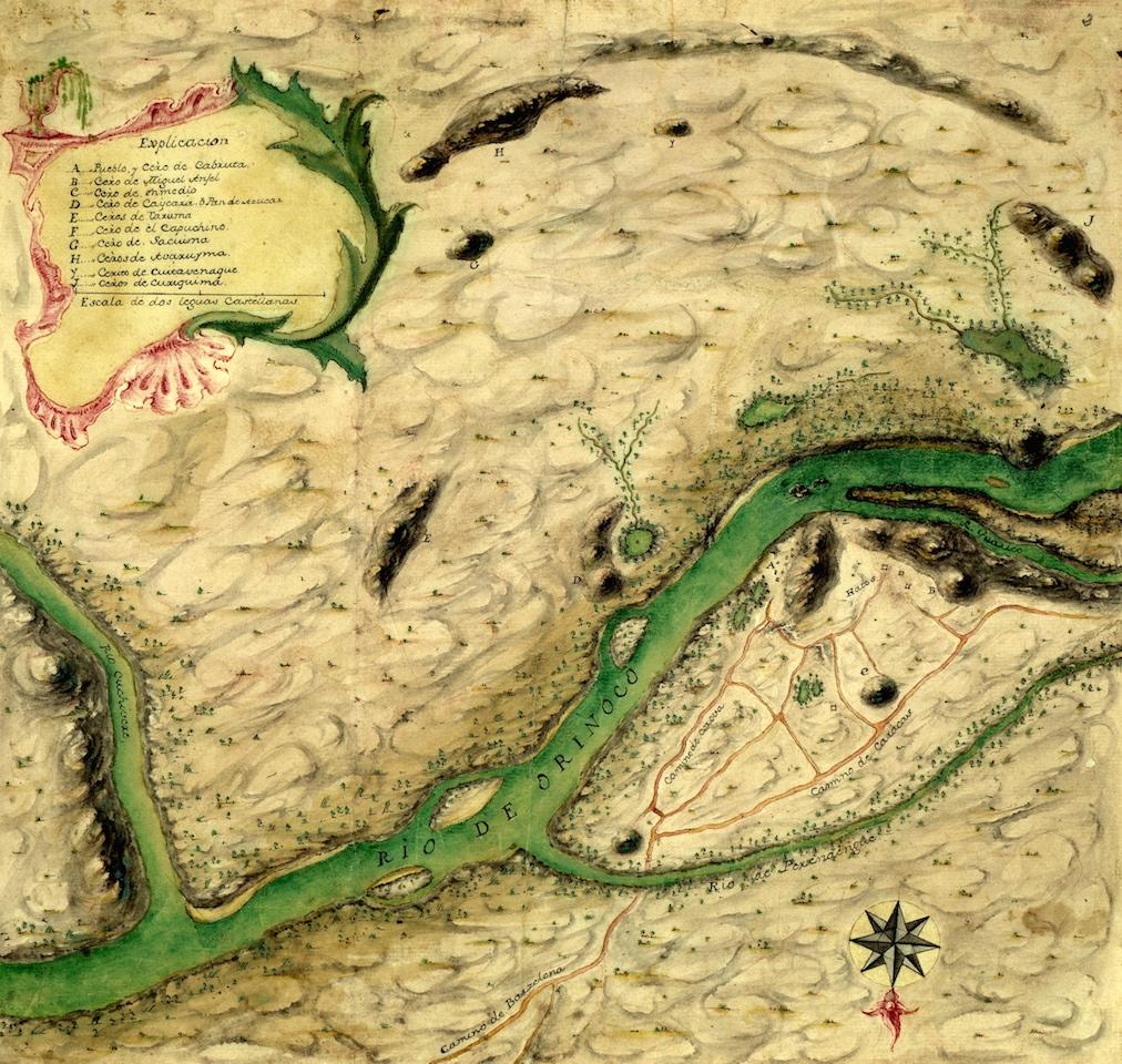 Orinocokarta